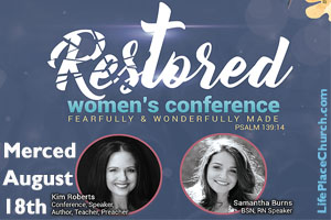Restored Womens Conference